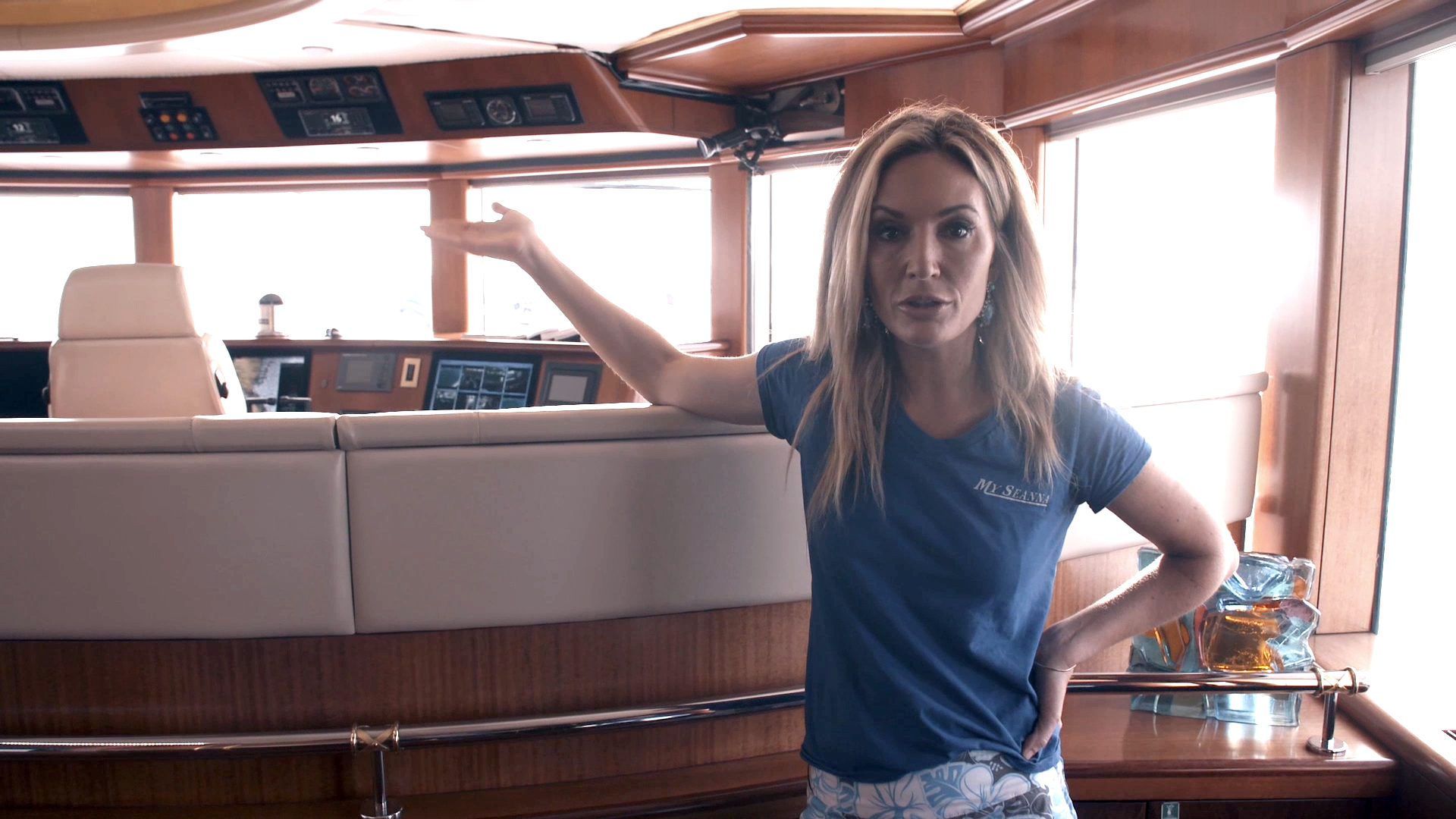 Tour Below Deck's New Yacht, My Seanna: Part 1