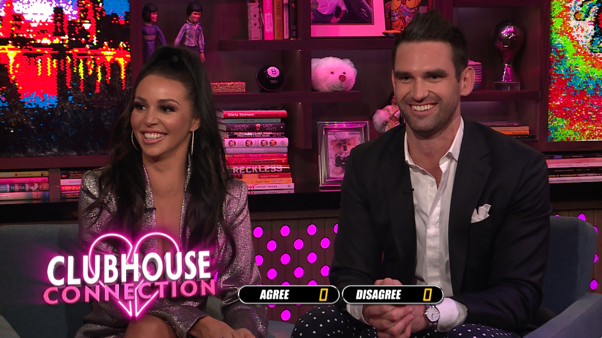 Scheana & Carl Dish on Their Hookup