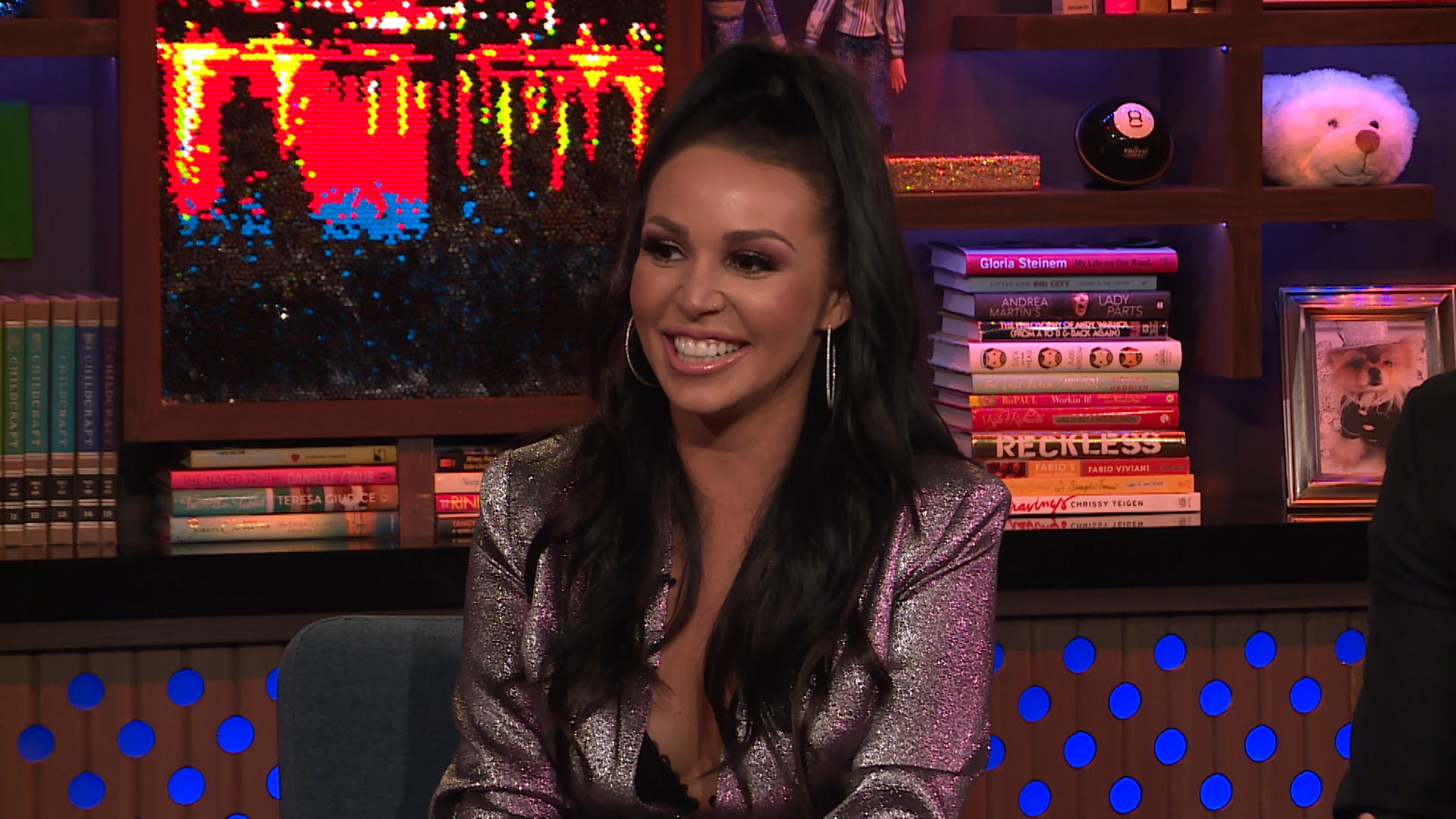 Scheana Shay on the NFL Player Rumors