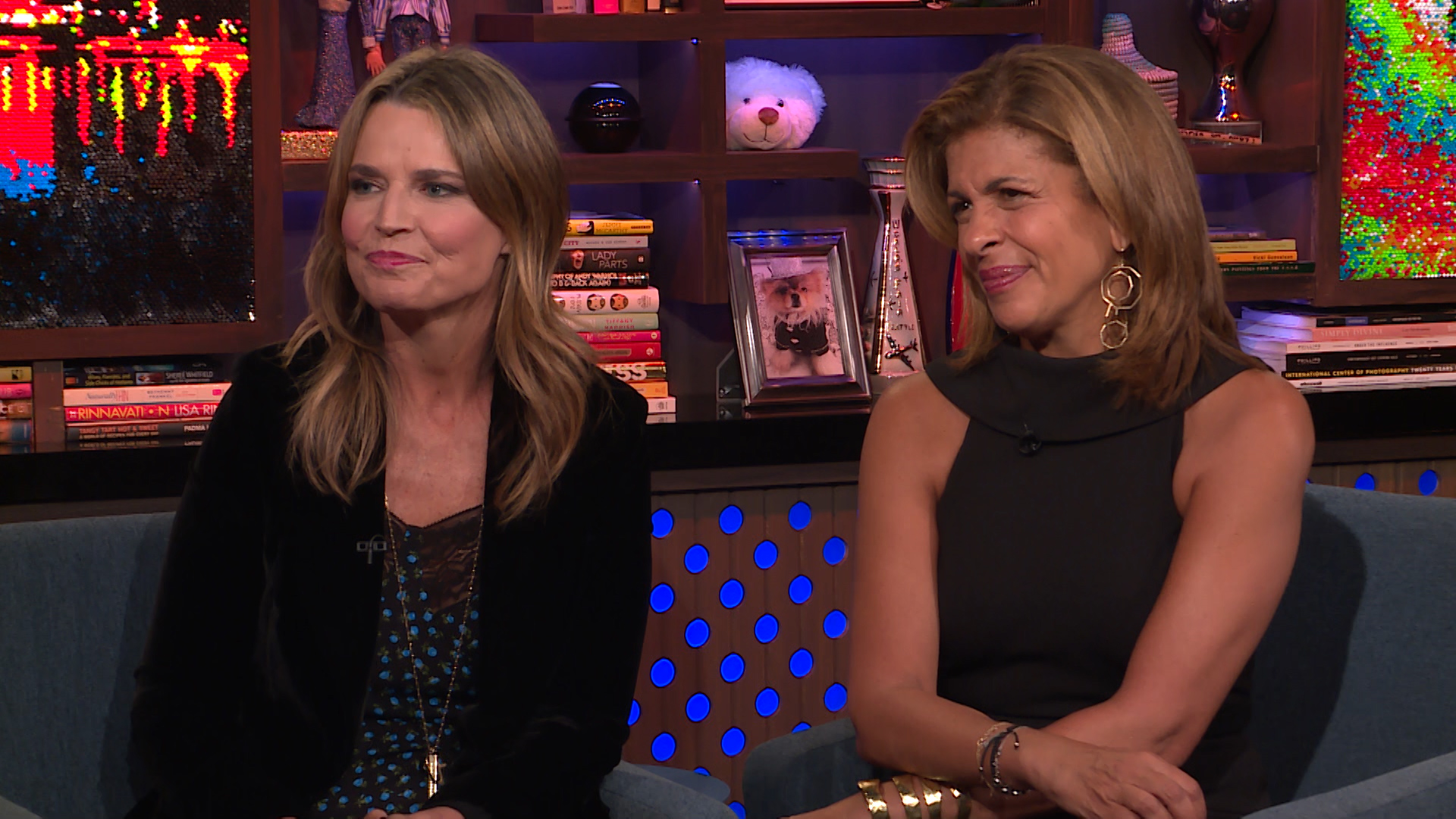 Hoda & Savannah React to Julie Chen Leaving 'The Talk'