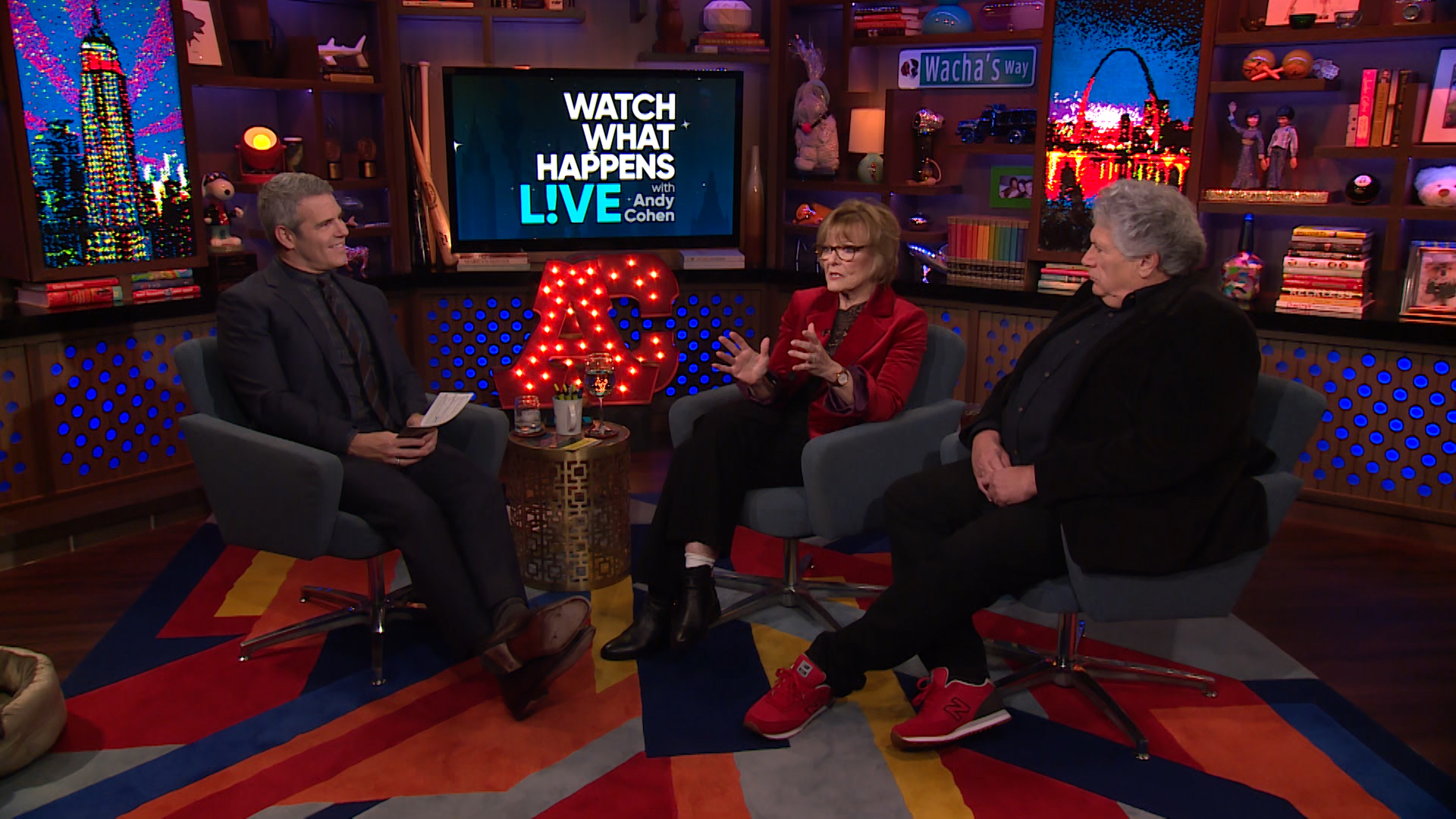 After Show: Jane Curtin's Relationship with Lorne Michaels
