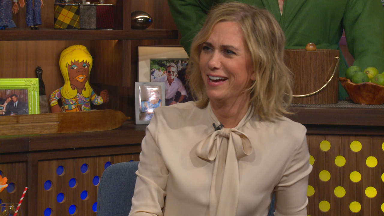 After Show: Kristen's Friendship with Sia