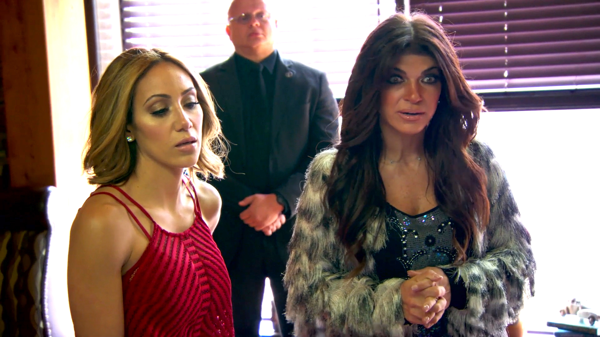 Next on RHONJ: The Finale