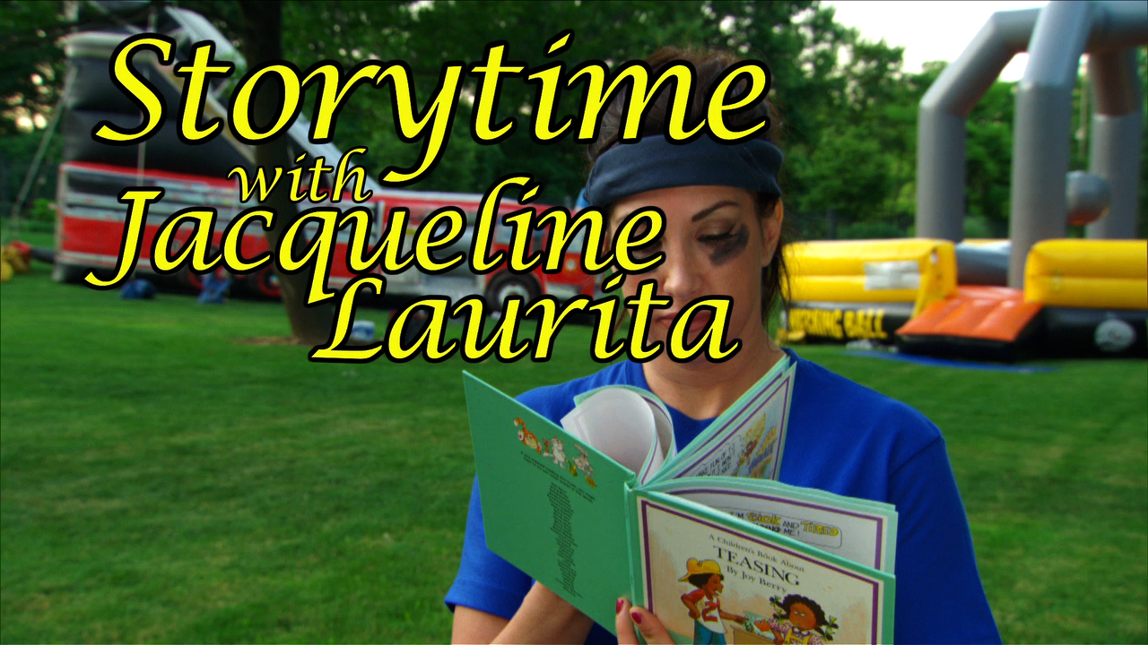 Storytime with Jacqueline Laurita