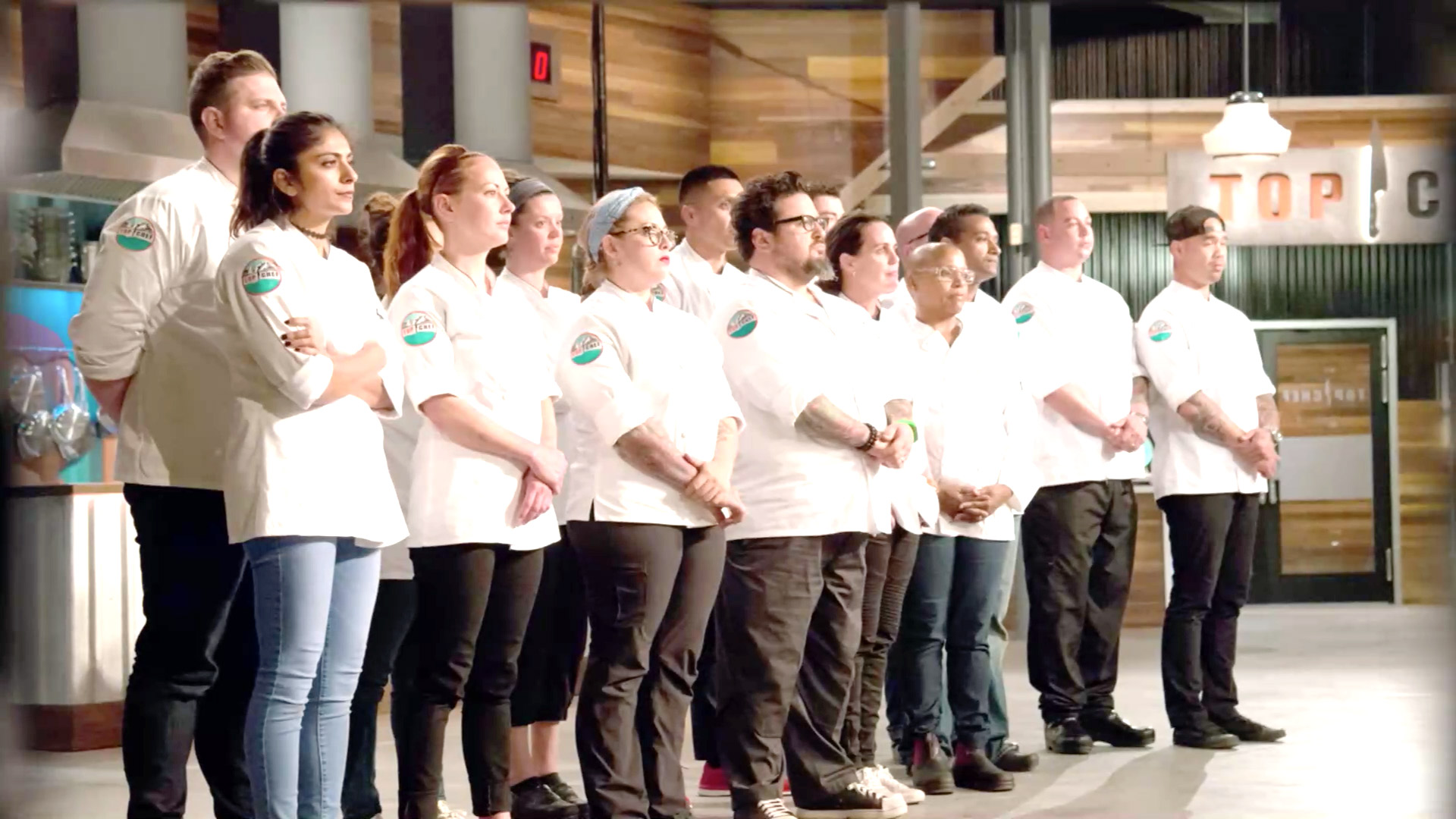 Introducing Top Chef Season 15's Cheftestants