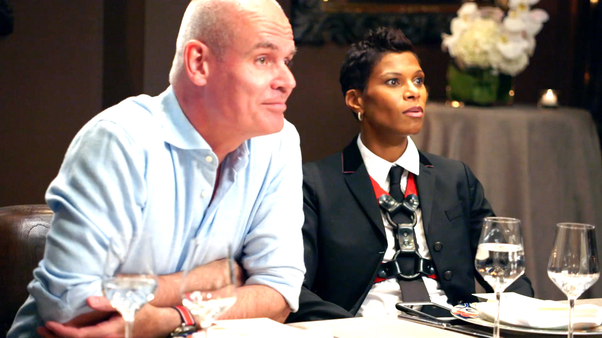 Tabatha Coffey Invites a Surprise Guest to Dinner
