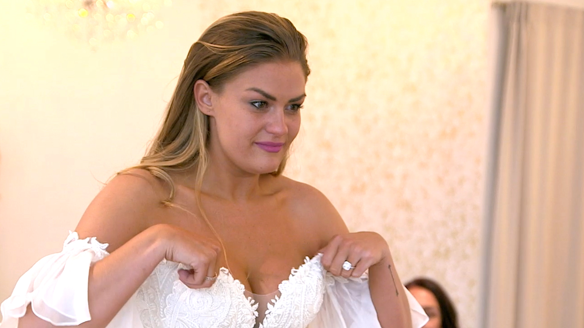 Did Brittany Cartwright Just Find the Perfect Wedding Dress?!