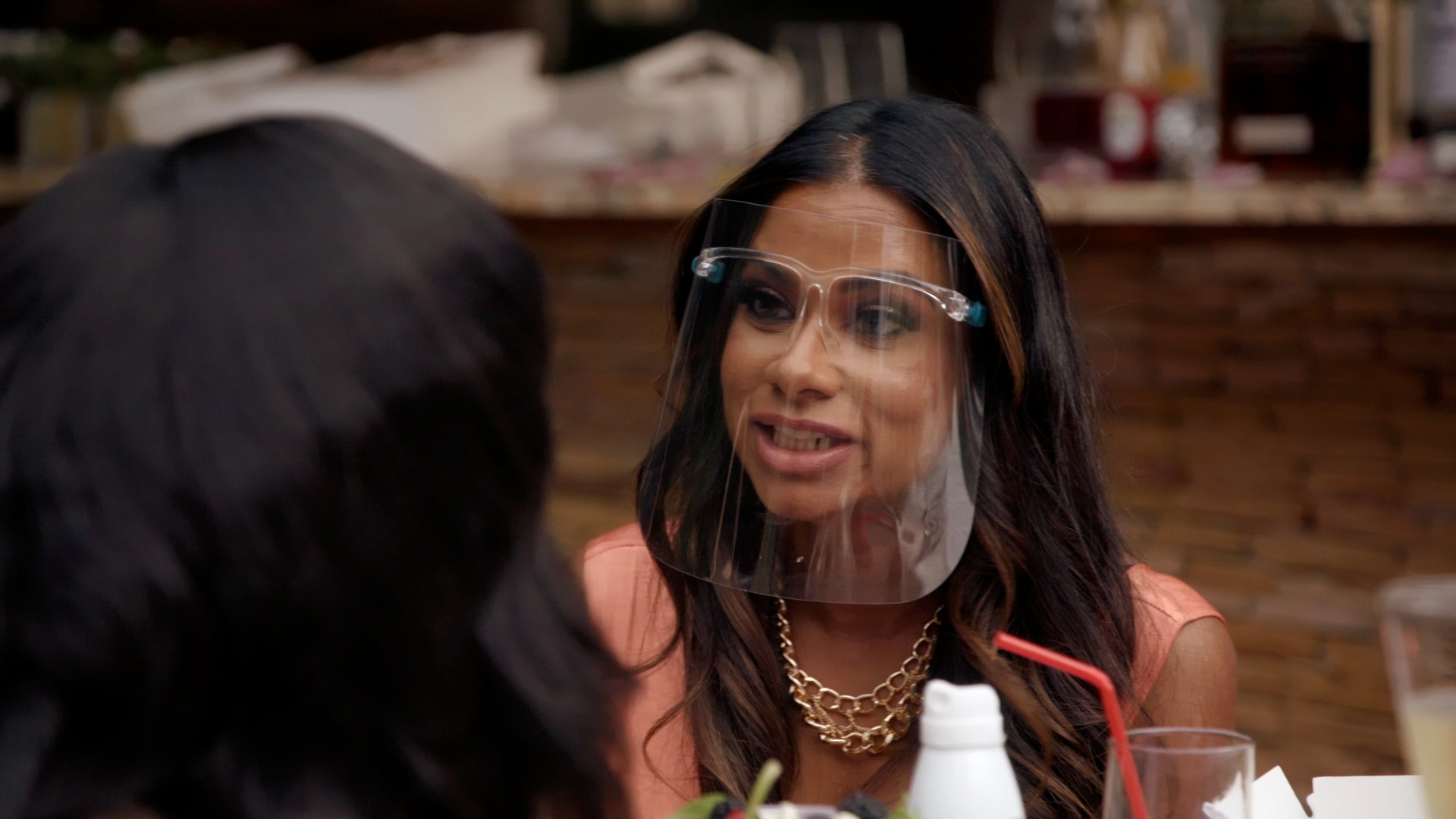 Anila Sajja Confronts Toya Bush-Harris At Dr. Jackie's Self-Love Party About the Gossip She Has Allegedly Been Spreading