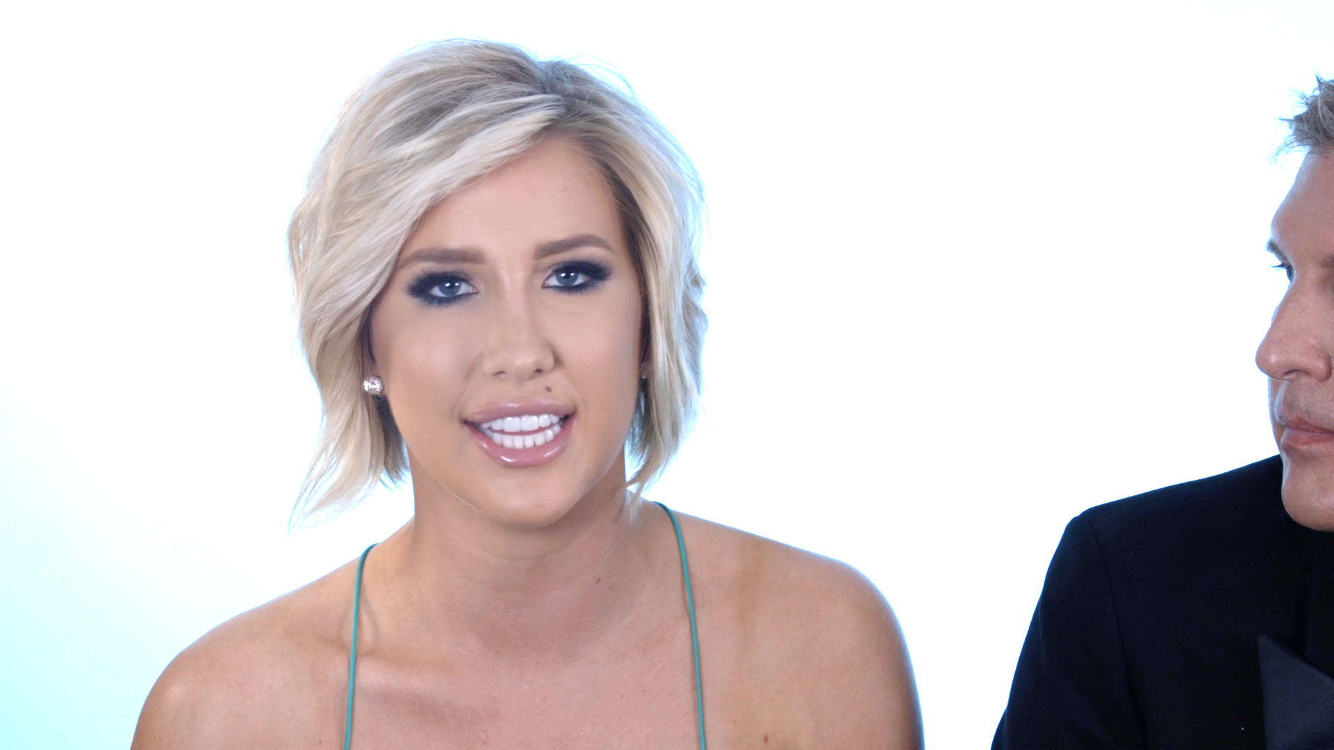Savannah chrisley nose job