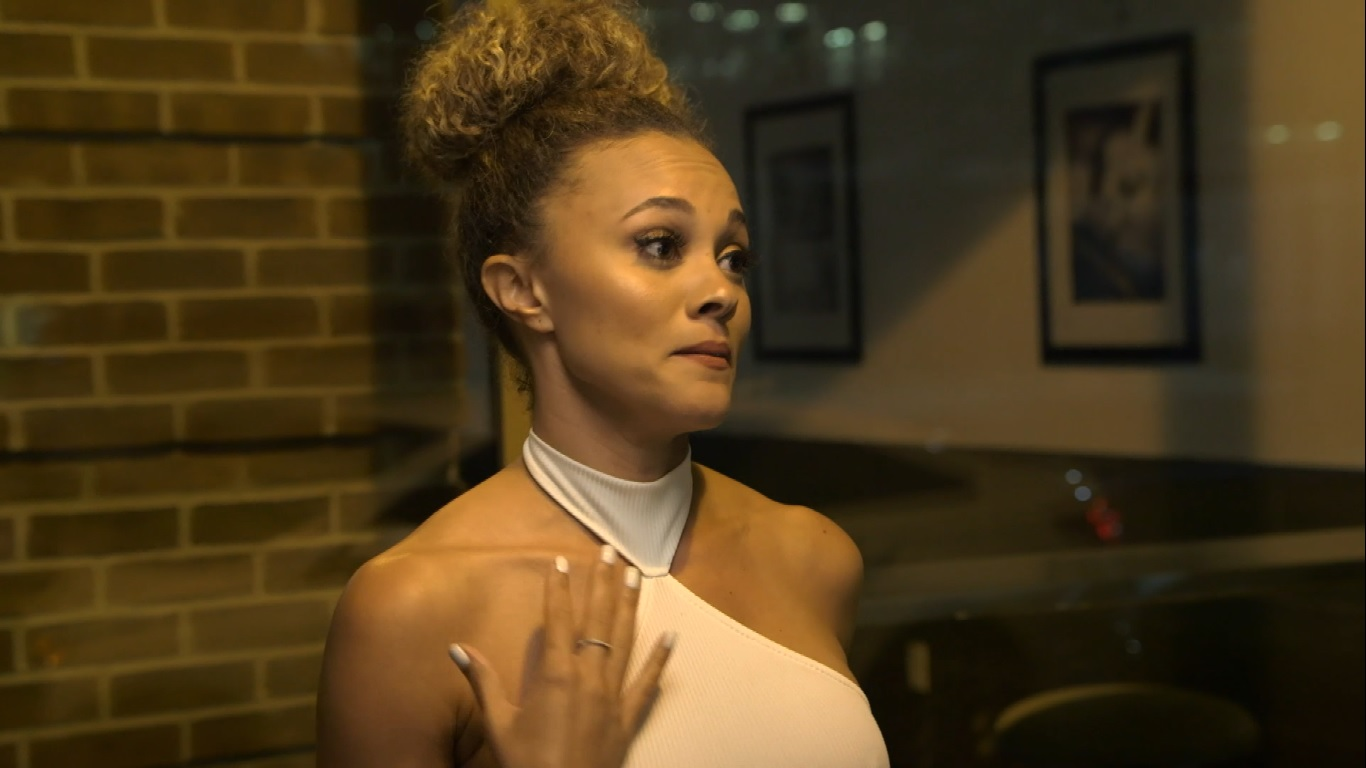 Ashley Darby Doesn't Feel Like Robyn Dixon Has Her Back