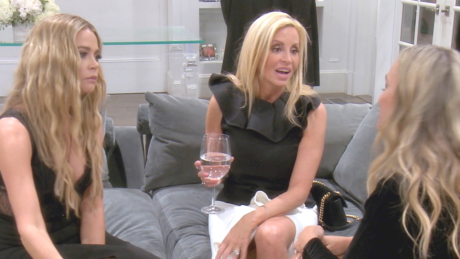 Camille Grammer Is Back...and So Is Brandi Glanville