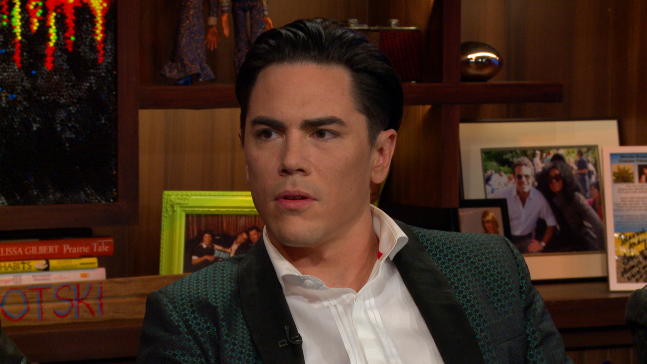 After Show: What's Tom Sandoval's Passion?