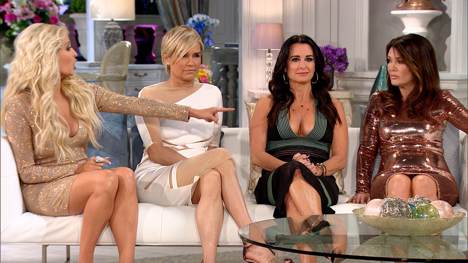 Here's Your First Look at the RHOBH Reunion