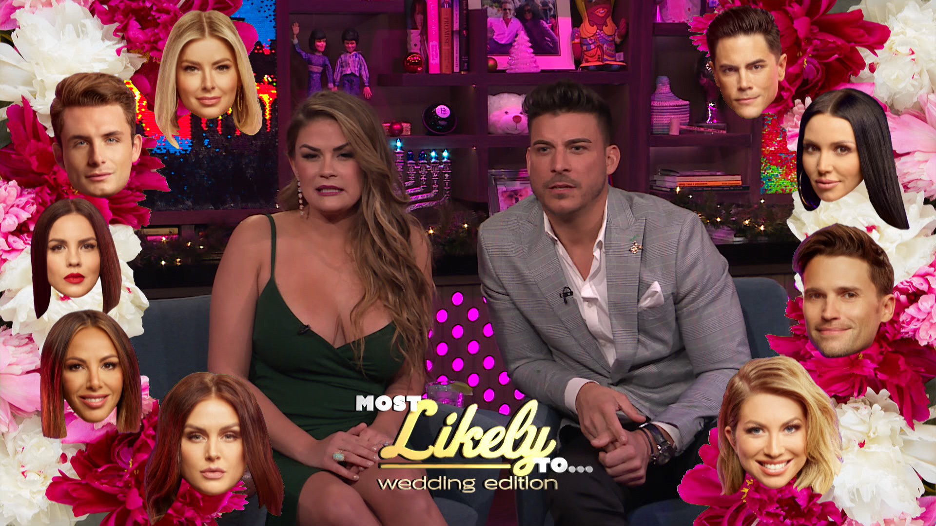 Brittany & Jax's #PumpRules Wedding Predictions