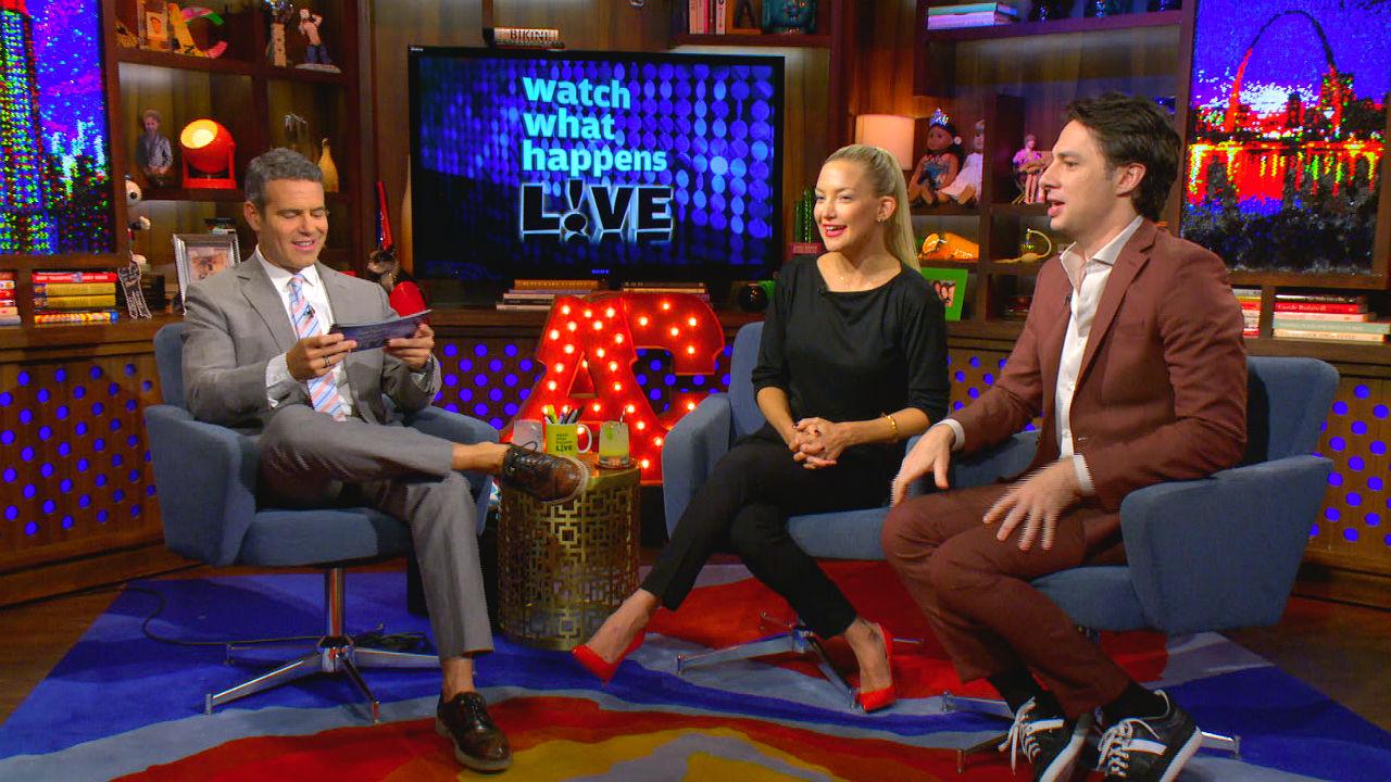 Watch Kate Hudson On Heath Ledger  Watch What Happens -4878
