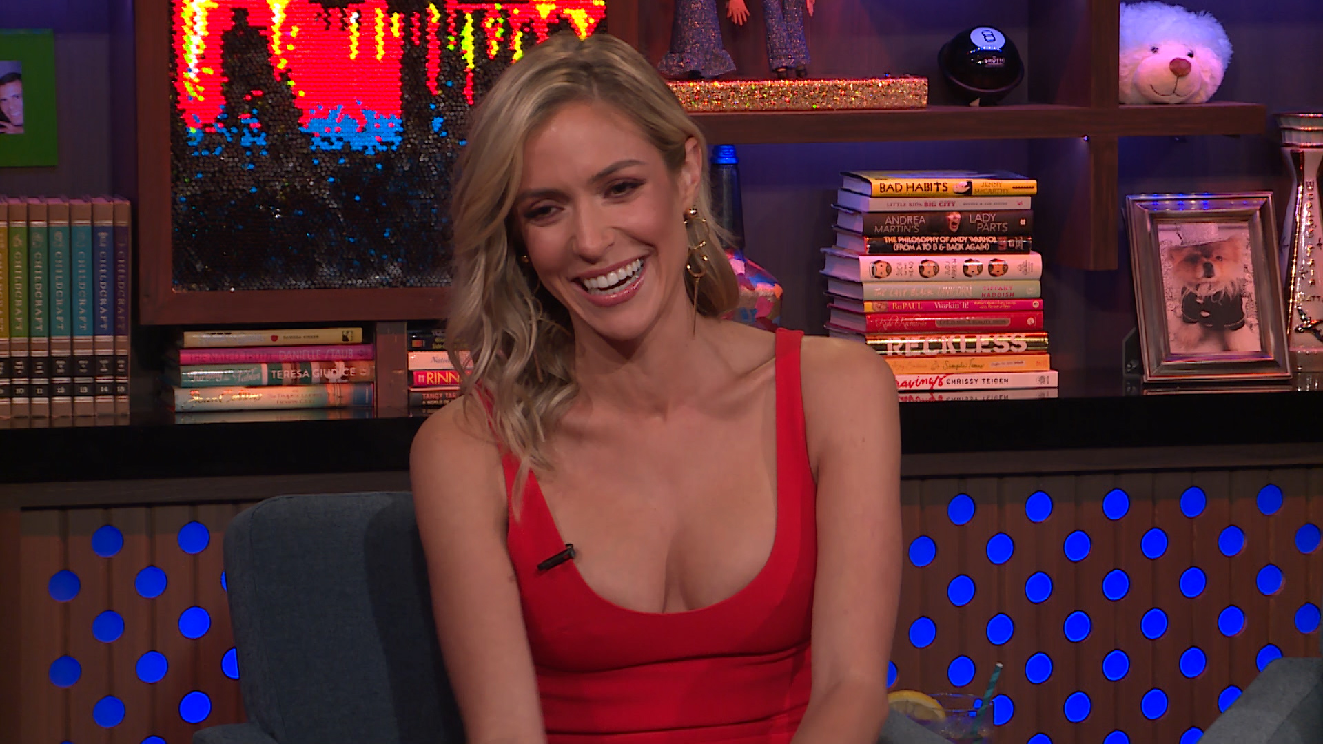 Kristin Cavallari Gives Her Take on #RHONY Issues