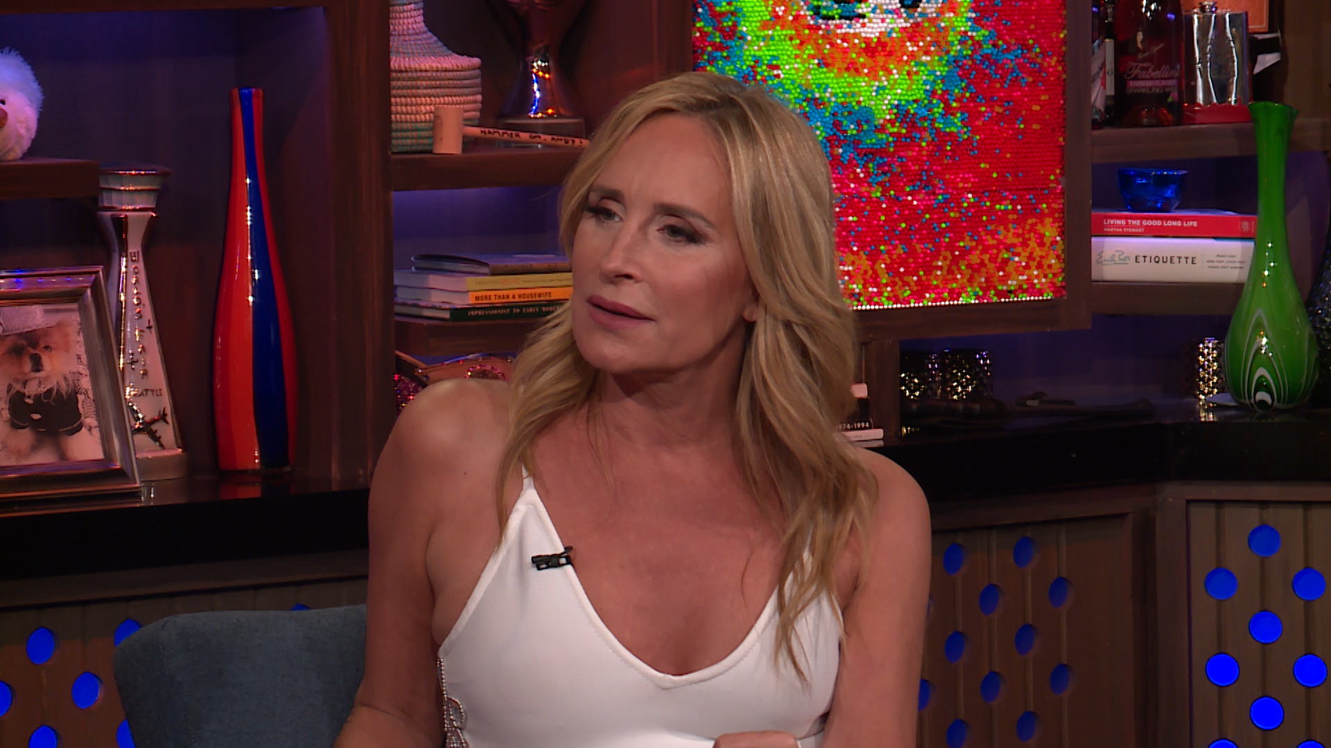 Does Sonja Morgan's Ex Watch #RHONY?