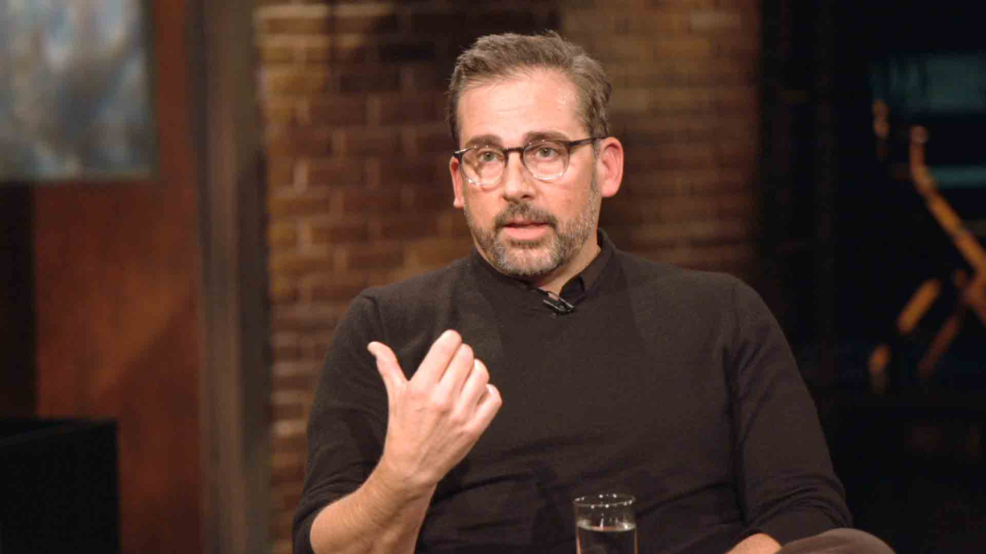 "Steve Carell on Always Playing ""Losers"""