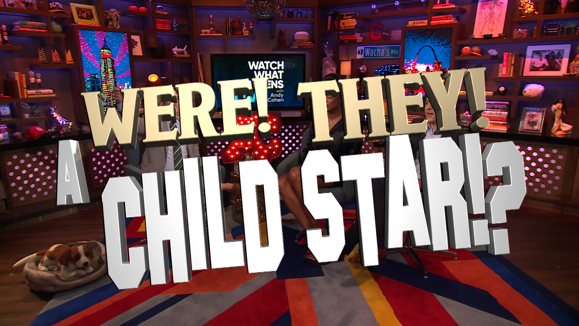Aisha Tyler & Fred Savage Play 'Were They a Child Star!?'