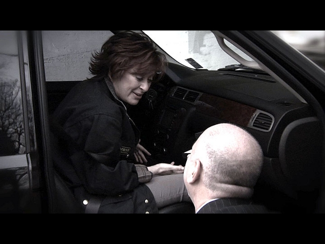 Engaged under the Freeway?