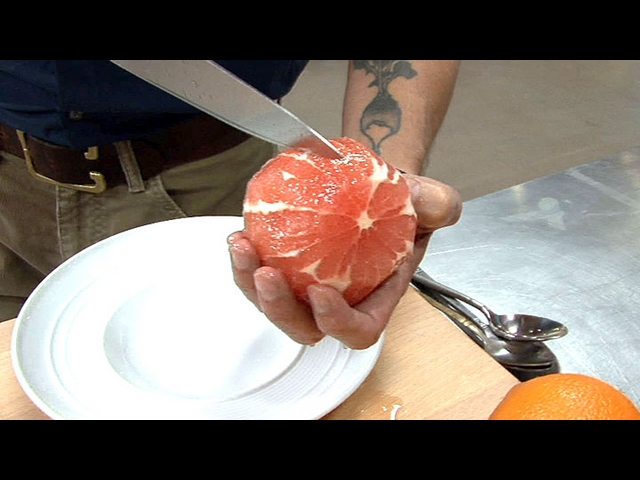 Clean Citrus Wedges with Hugh Acheson