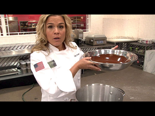 Proper Tempering with Cat Cora
