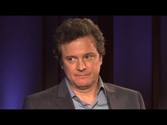 Colin Firth - Taxes for the Arts