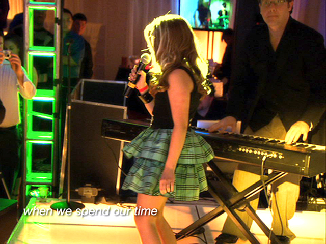 Jillian's Birthday Performance