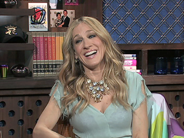 More Time with Sarah Jessica Parker