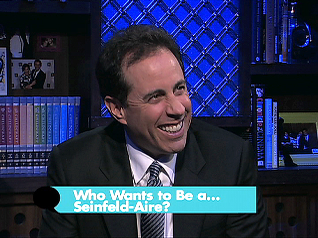 More Time with Jerry Seinfeld