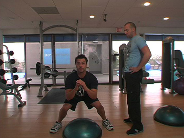 Watch Bravo For Fitness: Jesse's Leg Workout   Work Out ...