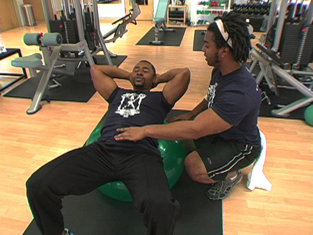 Watch Bravo For Fitness: Gregg's Ab Workout   Work Out ...