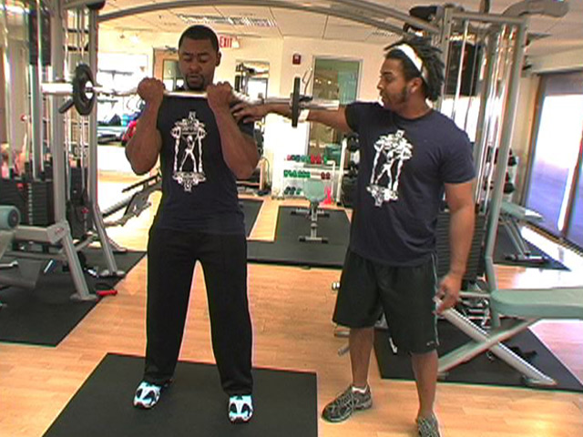 Watch Body By Bravo: Gregg's Bicep Workout   Work Out Video