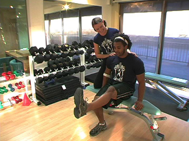 Watch Bravo For Fitness: Zen's Quad Workout   Work Out ...