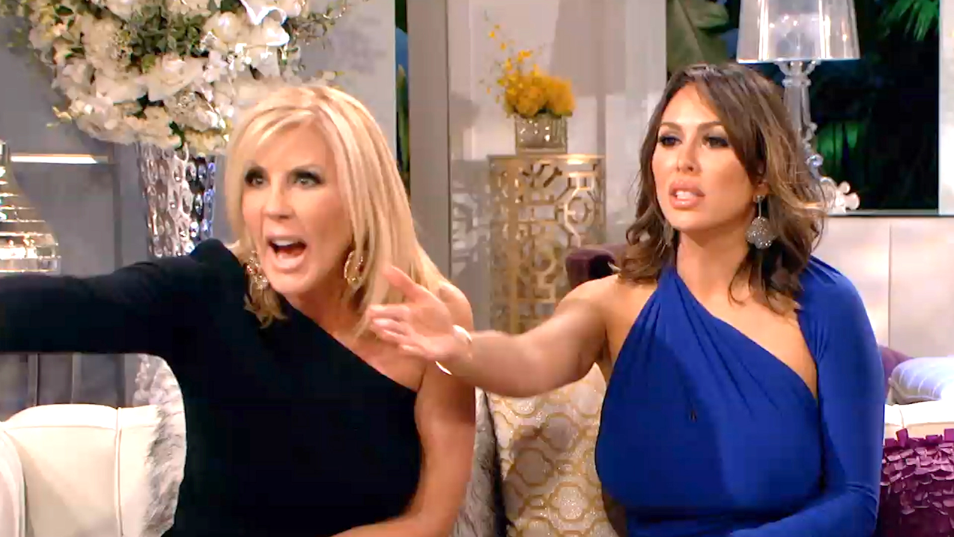 Next on RHOC: Can You Shut Up Old Lady?