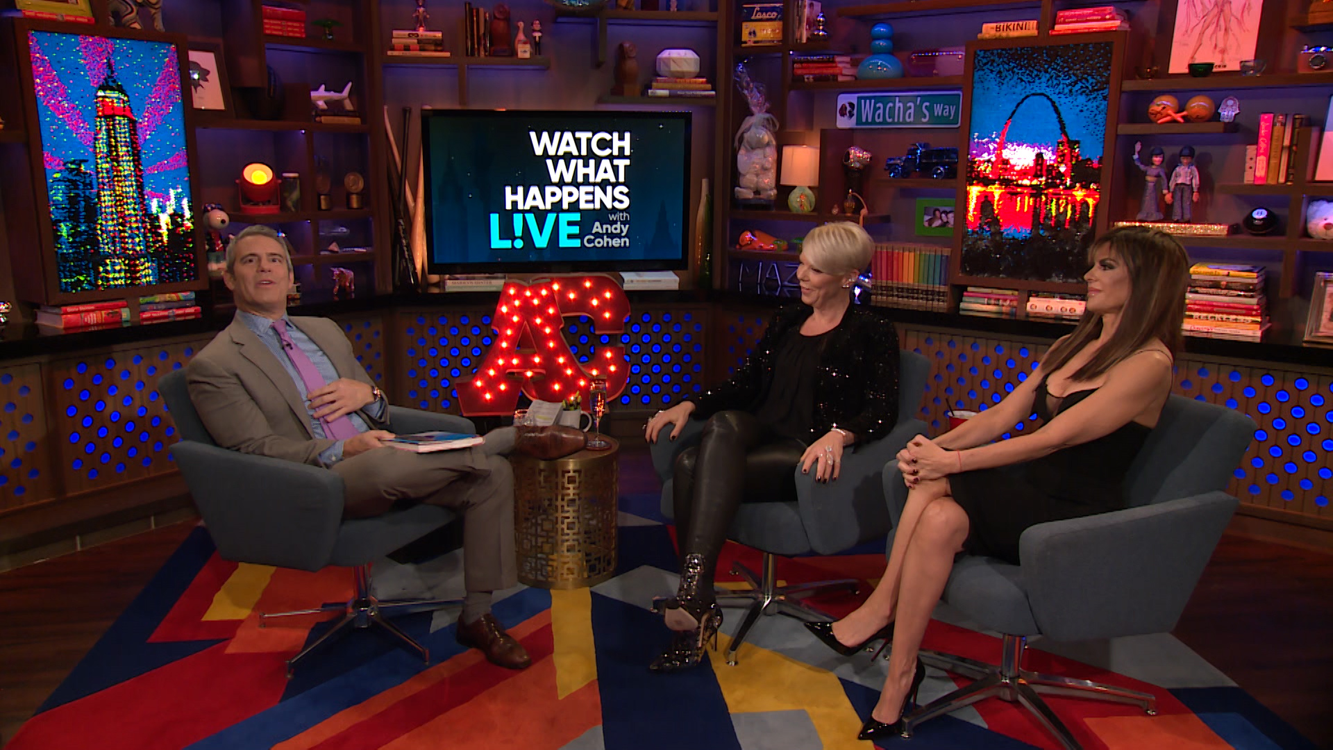 After Show: Lisa's Encounter with Brandi Glanville