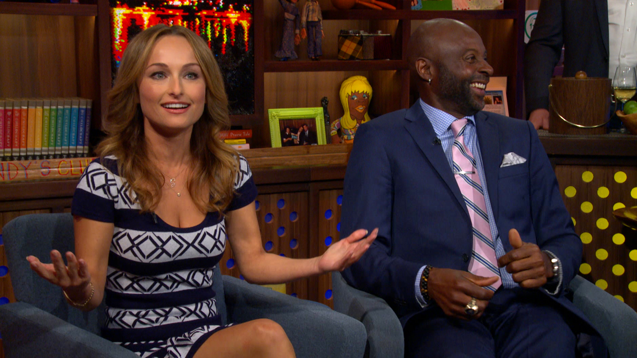 Giada Dishes on the Craziest Rumor!