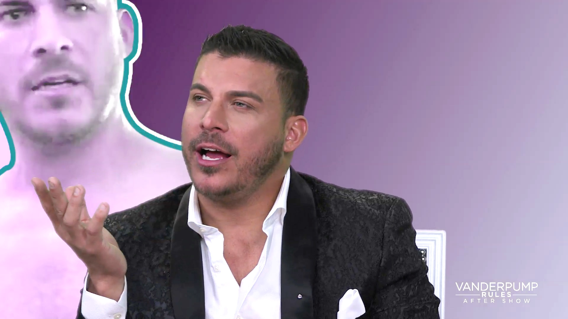 Jax Taylor on Nearly Drowning in Front of an Audience