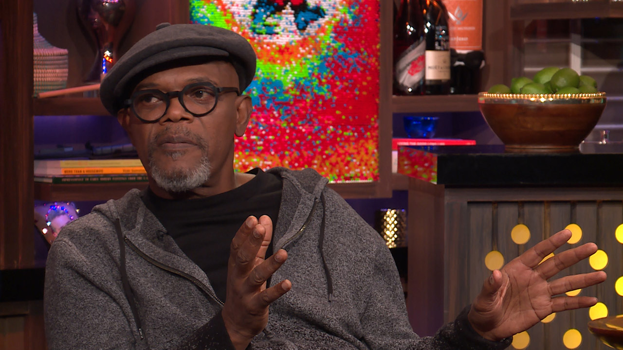 Samuel L. Jackson on Checking Out That Booty