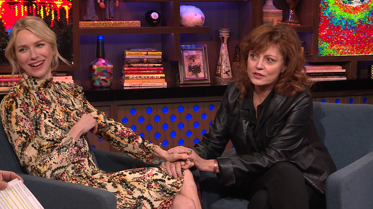 Susan Sarandon & Julia Roberts' Rumored Beef