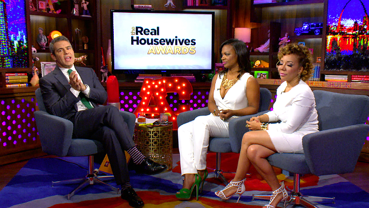 Andy Announces The Real Housewives Awards!
