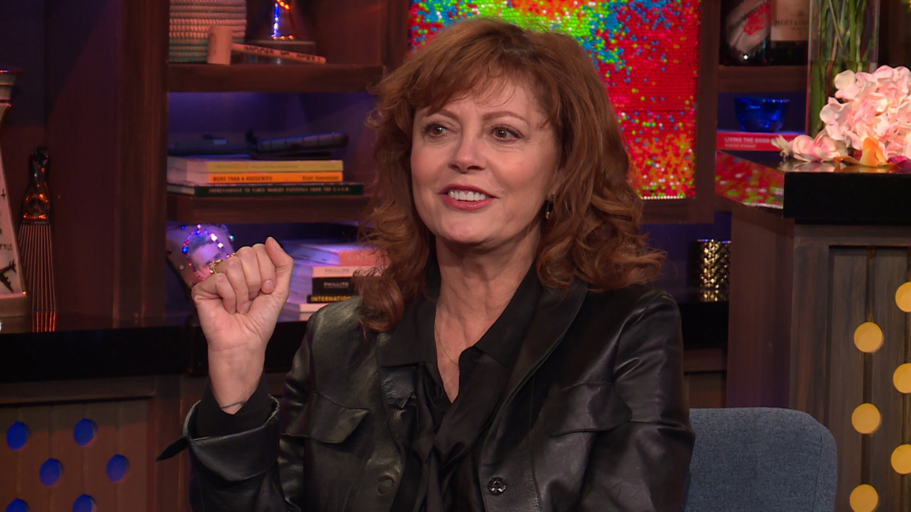 Have Debra Messing & Susan Sarandon Met?
