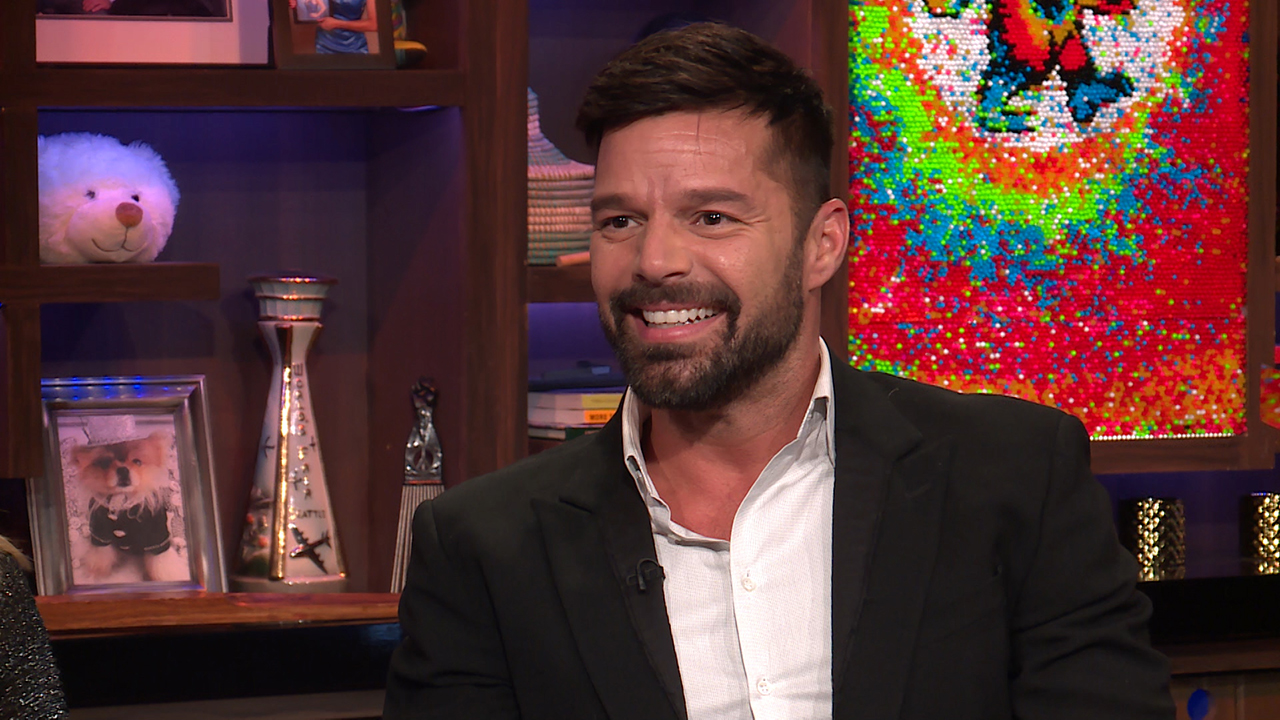 Does Ricky Martin Want More Kids?