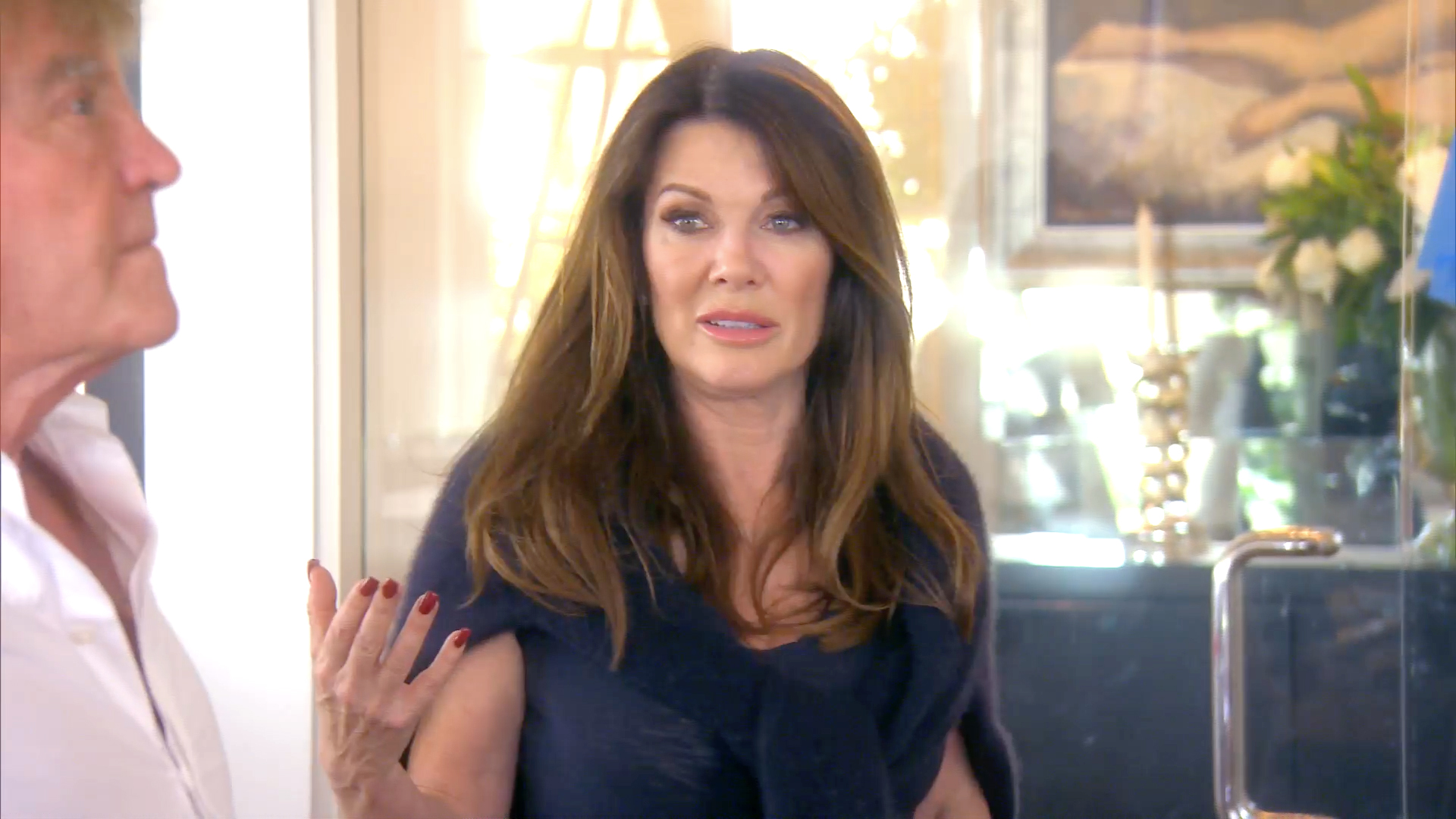 Lisa Vanderpump Has a New Outlet for Her Anger