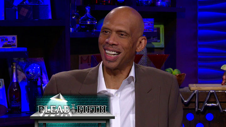 After Show: Kareem Pleads the Fifth!