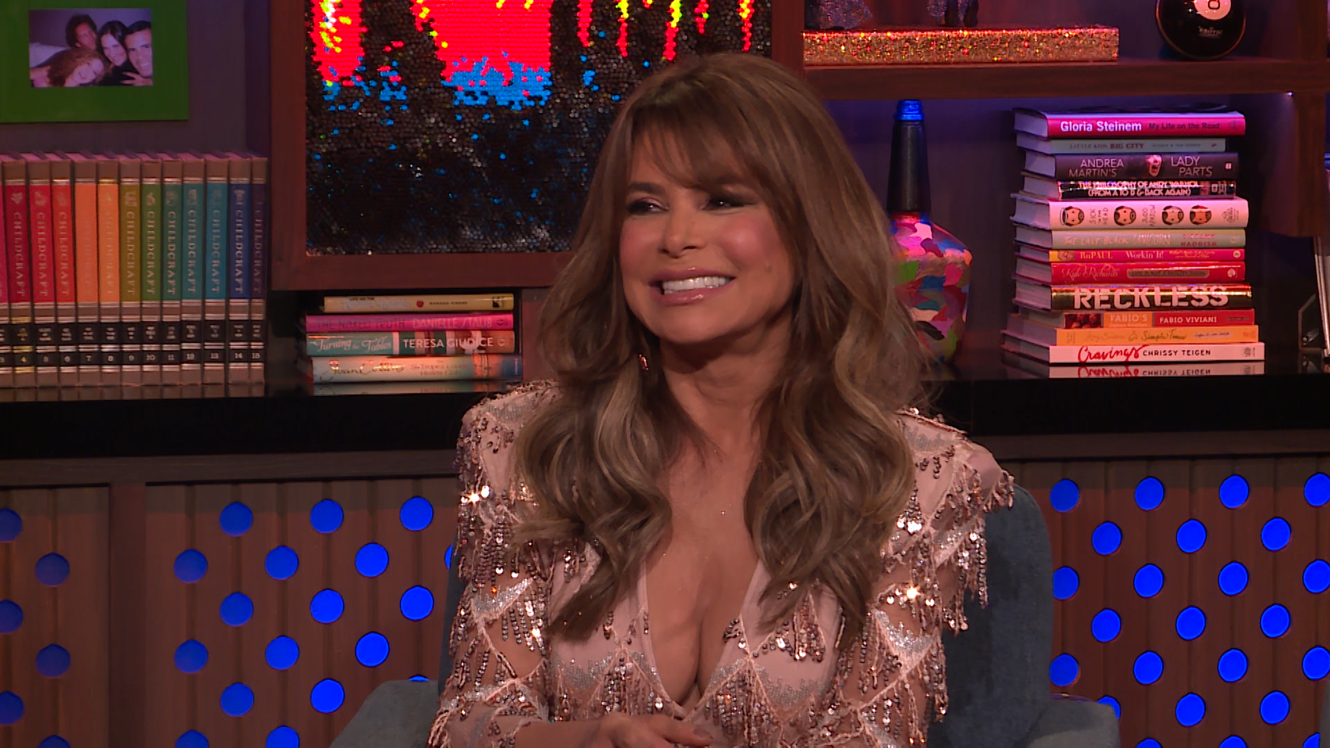 Did Paula Abdul Get Julianne Hough a Fruit Basket?