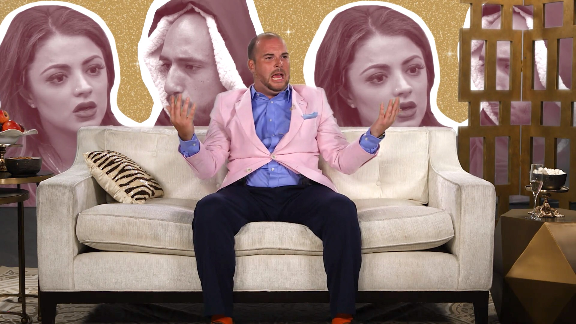Shahs After Show: Tommy Was Insulted by Shalom's Proposal to GG!