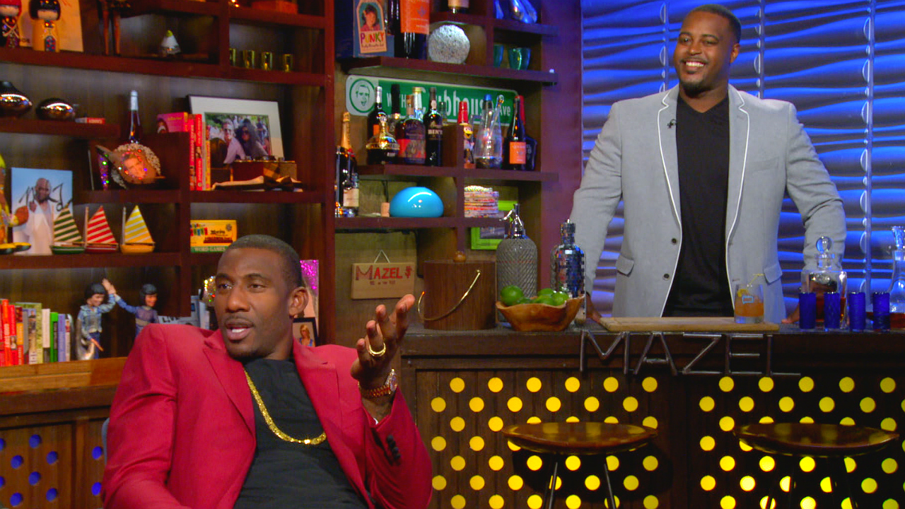 After Show: What Makes Amar'e Strong