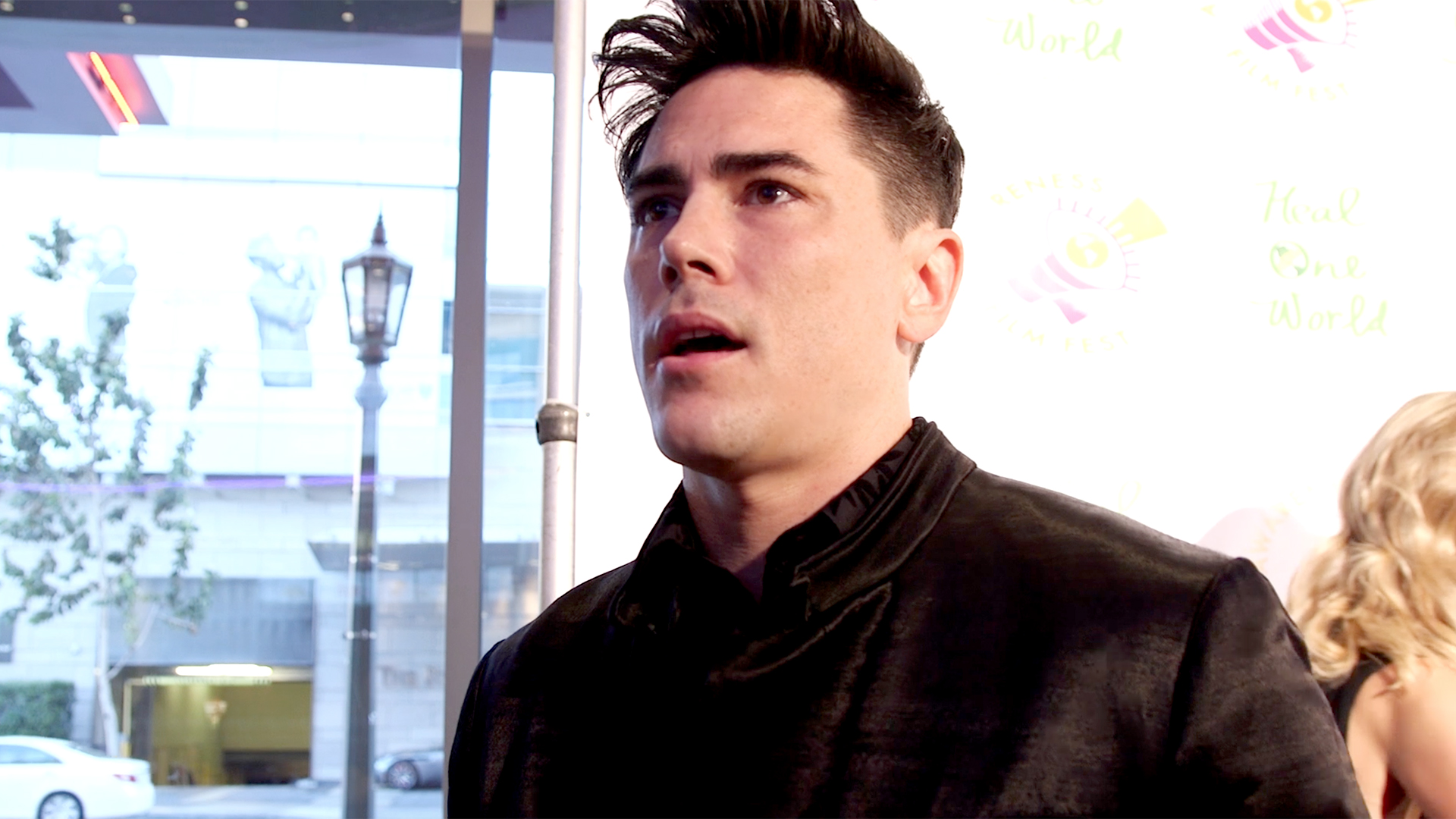 Tom Sandoval on Cats…and Conspiracy Theories?