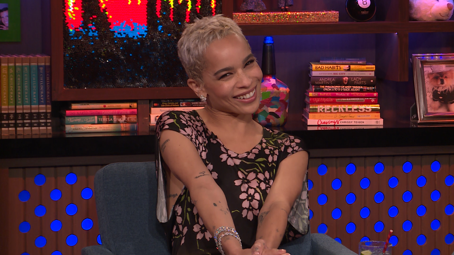 Zoe Kravitz on Almost Mom-In-Law Nicole Kidman